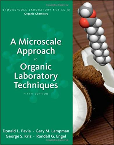 Writing organic chemistry lab reports
