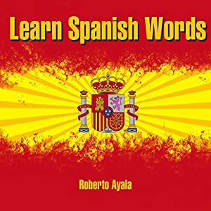 Learn Spanish Words Audiobook