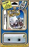 echange, troc Pack Rayman Contre Les Lapins Encore + Cretins + 1 Trousse Offerte