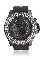 KYBOE! Reloj automático Unisex Negro 48 mm