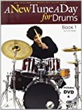 Various A New Tune A Day For Drums Book One (Book, Cd And Dvd) Bk/Cd/Dvd: Book 1