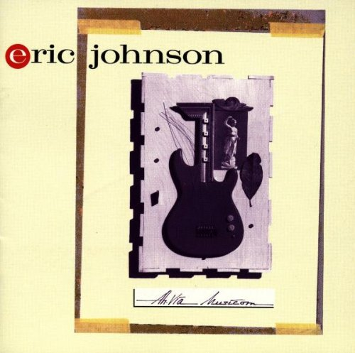 Eric Johnson – Ah Via Musicom (1990/2012) [HDTracks FLAC 24bit/192kHz]