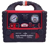 Mobile Power (2032) Boost 200 6-in-1 Multipurpose Power Supply with Vehicle Jumpstart System