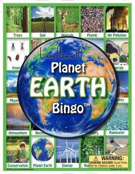 Earth Bingo Game