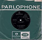 yellow submarine / eleanor rigby 45 rpm single
