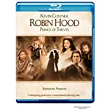 Robin Hood: Prince of Thieves (Extended Version) [Blu-ray] ~ Kevin Costner