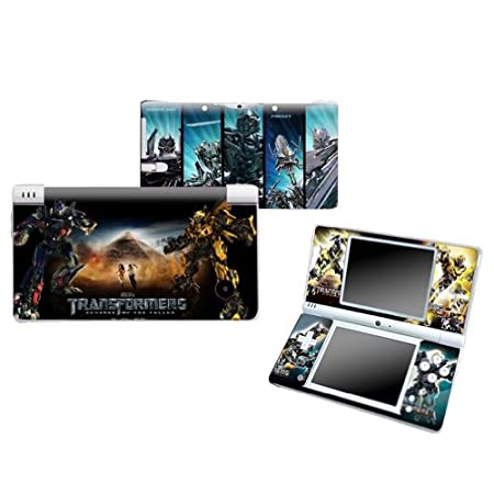 TRANSFORMER A Design Nintendo DSI NDSI DSi NDSi Vinyl Skin Decal Cover Sticker Protector (Matte Finish)+ Free Screen Protector Set