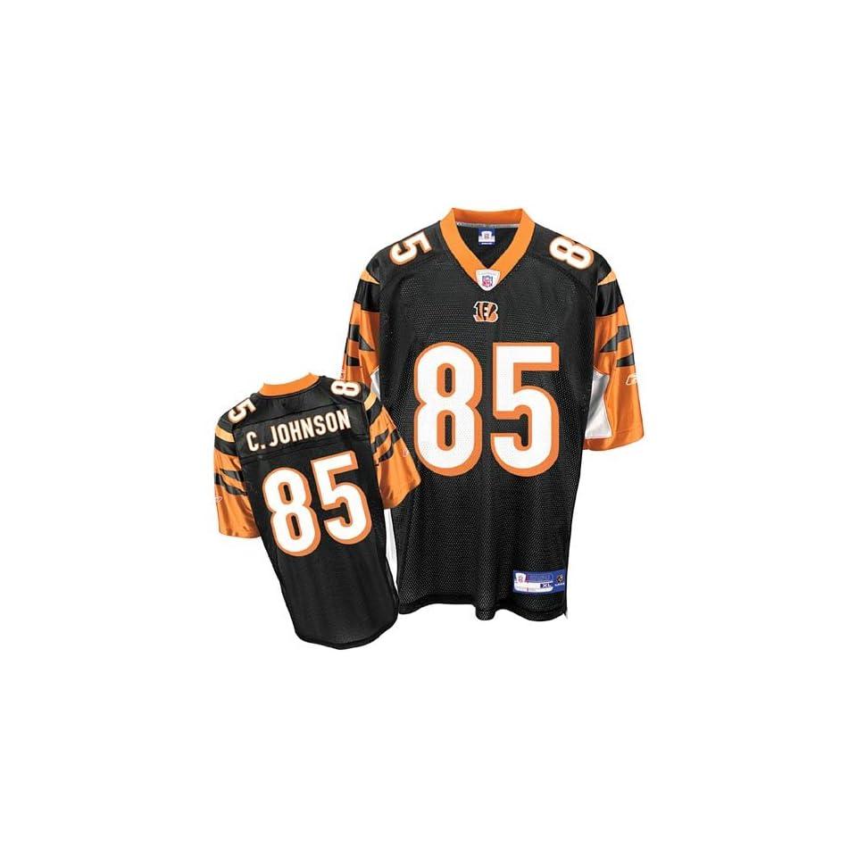 2dd213fa Chad Johnson #85 Cincinnati Bengals Youth NFL Replica Player Jersey ...