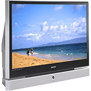 Samsung HL-R5067W 50-Inch HD-Ready DLP TV