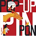 Pop-up pin pon