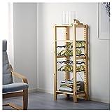 IKEA イケア IVAR 1セクション/棚板/ボトルラック 291.335.80,29133580