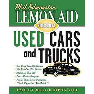 Lemon Aid Used Car Reviews