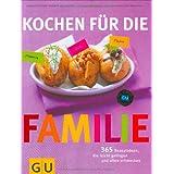 """Kochen f�r die Familie (GU Familienk�che)von """"Dagmar von Cramm"""""""