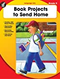 img - for Book Projects to Send Home, Grade 5 (Homework Booklets) book / textbook / text book