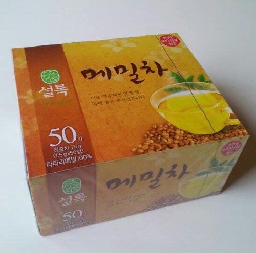 Sulloc Tartary Buckwheat Tea