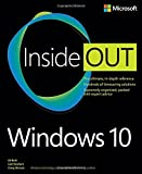 img - for Windows 10 Inside Out by Ed Bott (2015-11-02) book / textbook / text book