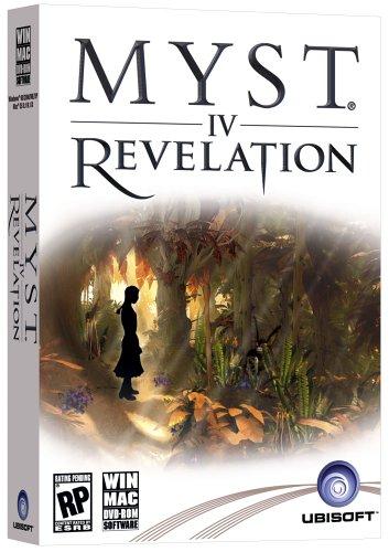 Myst IV Revelation DVD-ROM - PC MacB0002423YA : image