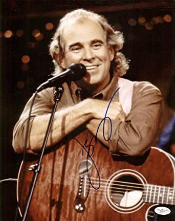 JIMMY BUFFETT MARGARITAVILLE SIGNED AUTHENTIC 11X14 PHOTO CERTIFICATE OF AUTHENTICITY JSA #F25431