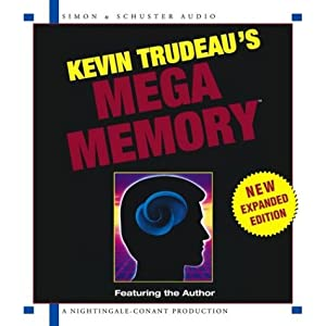 Mega Memory - Kevin Trudeau