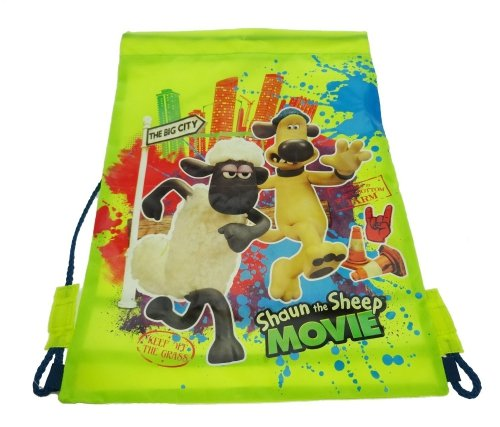 Character The Big City Shaun Sheep Movie Bags