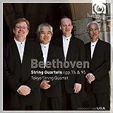 String Quartets Opp. 74 & 95