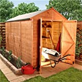BillyOh 10 x 6 Windowless Greenkeeper Premium Tongue and Groove Apex Garden Shed