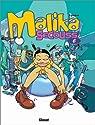 Malika Secouss, tome 6 : Pulse des pieds par T�hem