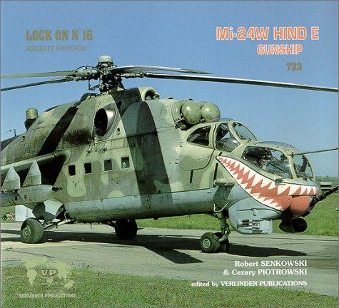 Lock On No. 16 - Mi-24W Hind E Gunship - Mi 24 Hind Helicopter