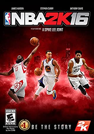 NBA 2K16 - PC [Digital Code]