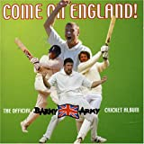 Englands Barmy Army Come On England; The Official Barmy Army Cricket Album