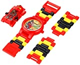 Lego Kids' 8020134 Ninjago Jungle Kai Link Watch