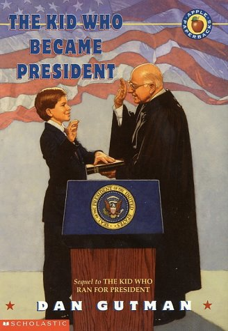 Image for The Kid Who Became President