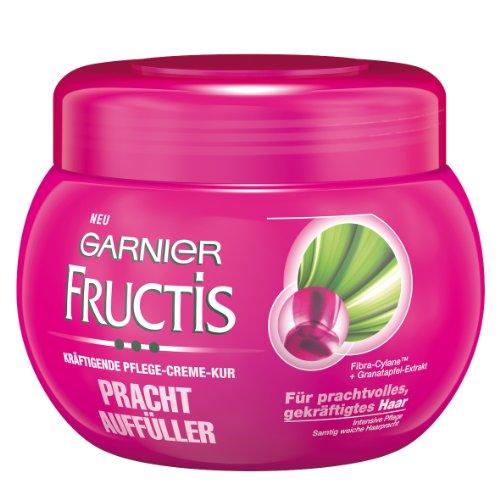 Garnier Fructis - Maschera vellutante capelli Densi e Corposi, 1 pz. (1 x 300 ml)