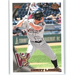 2010 Topps Pro Debut Baseball Card # 30 Brett Lawrie - Wisconsin Timber Rattlers -... by Topps Pro Debut