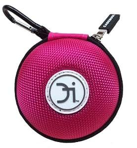 casebudi pink small case for your earbuds. Black Bedroom Furniture Sets. Home Design Ideas