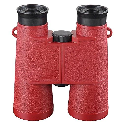 Beileshi 6X Magnificaiton Surf Beach Telescope Binoculars(Red)