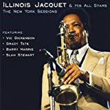 echange, troc Illinois Jacquet, Grady Tate - The New York Sessions