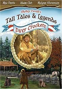 Davy Crockett - Tall Tales and