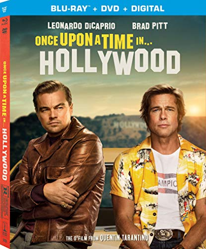 Blu-ray : Once Upon A Time In Hollywood (2 Discos)