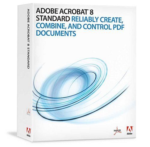 Adobe Acrobat 8 Standard (PC)