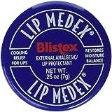 Blistex Lip Medex, .25-Ounce (Pack of 6)