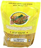 GF Harvest Gluten Free Traditional Rolled Oats, 41-Ounce Bags (Pack of 3)