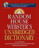 img - for Random House Webster's Unabridged Dictionary and CD-ROM Version 3.0 book / textbook / text book