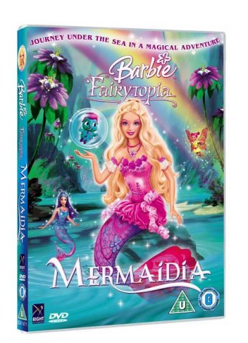 Barbie Mermaidia [DVD]
