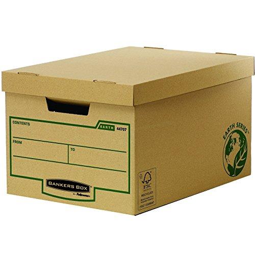 fellowes-4470701-grande-caisse-pour-archives-banker-box-earth-series-montage-manuel-lot-de-10