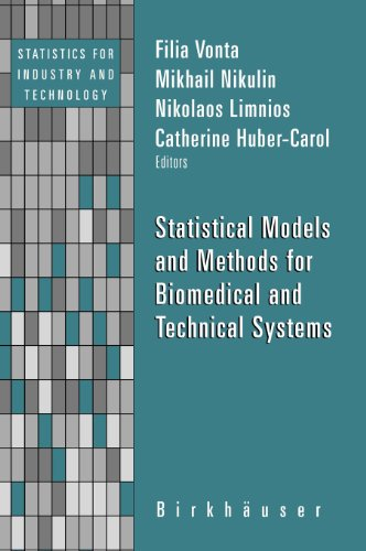 Statistical Models And Methods For Biomedical And Technical Systems (Statistics For Industry And Technology)