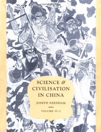 Image of Science and Civilisation in China
