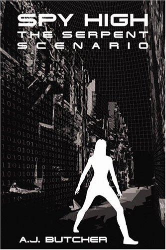 Spy High Mission Three: The Serpent Scenario, AJ Butcher