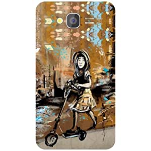 Printland Designer Back Cover for Samsung Galaxy Grand 2 Case Cover