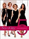 echange, troc Sex and the City: Saison 5 - Import Zone 2 UK (anglais uniquement) [Import anglais]